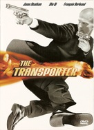 The Transporter - Finnish Movie Cover (xs thumbnail)