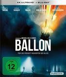 Ballon - German Blu-Ray cover (xs thumbnail)