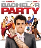 Bachelor Party - Blu-Ray movie cover (xs thumbnail)