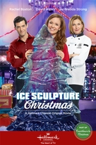 Ice Sculpture Christmas - Movie Poster (xs thumbnail)
