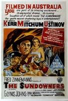 The Sundowners - Australian Movie Poster (xs thumbnail)