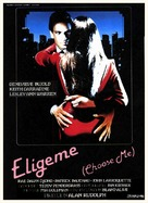 Choose Me - Spanish Movie Poster (xs thumbnail)