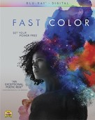 Fast Color - Blu-Ray movie cover (xs thumbnail)