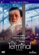 The Terminal - DVD cover (xs thumbnail)