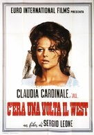 C'era una volta il West - Italian Movie Poster (xs thumbnail)