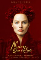Mary Queen of Scots - Dutch Movie Poster (xs thumbnail)