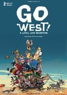 Tous à l'Ouest: Une nouvelle aventure de Lucky Luke - Movie Poster (xs thumbnail)
