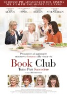 Book Club - Italian Movie Poster (xs thumbnail)
