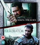 Gladiator - British Blu-Ray movie cover (xs thumbnail)