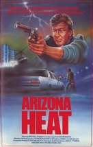 Arizona Heat - Swedish VHS movie cover (xs thumbnail)