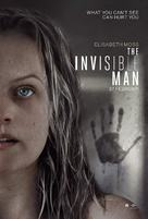The Invisible Man - Malaysian Movie Poster (xs thumbnail)