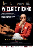 La grande bellezza - Polish Movie Poster (xs thumbnail)