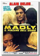 Madly - Italian Movie Poster (xs thumbnail)