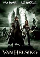 Van Helsing - DVD cover (xs thumbnail)