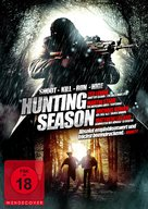 Deep Dark Canyon - German DVD cover (xs thumbnail)
