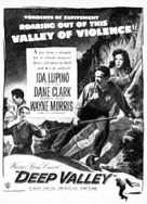 Deep Valley - poster (xs thumbnail)