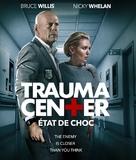 Trauma Center - Canadian Blu-Ray movie cover (xs thumbnail)