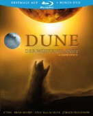 Dune - German Movie Cover (xs thumbnail)