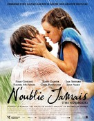The Notebook - French Movie Poster (xs thumbnail)