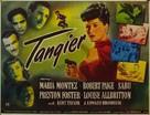 Tangier - Movie Poster (xs thumbnail)