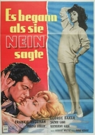 These Dangerous Years - German Movie Poster (xs thumbnail)