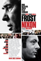Frost/Nixon - Brazilian Movie Poster (xs thumbnail)