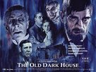 The Old Dark House - British Movie Poster (xs thumbnail)