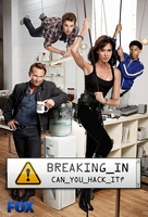 """Breaking In"" - Movie Poster (xs thumbnail)"
