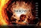Immortals - Brazilian Movie Poster (xs thumbnail)