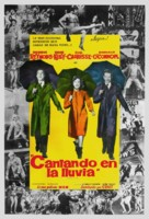 Singin' in the Rain - Argentinian Movie Poster (xs thumbnail)
