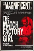 Tulitikkutehtaan tyttö - Movie Poster (xs thumbnail)