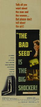 The Bad Seed - Movie Poster (xs thumbnail)