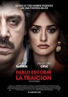 Loving Pablo - Argentinian Movie Poster (xs thumbnail)