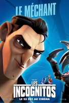 Spies in Disguise - French Movie Poster (xs thumbnail)