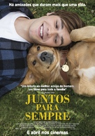 A Dog's Purpose - Portuguese Movie Poster (xs thumbnail)