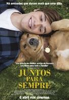 A Dog's Purpose - Portuguese Movie Poster (xs thumbnail)
