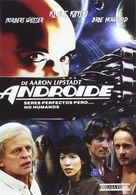 Android - Spanish DVD movie cover (xs thumbnail)