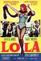 Lola - Finnish Movie Poster (xs thumbnail)