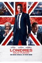 London Has Fallen - Mexican Movie Poster (xs thumbnail)