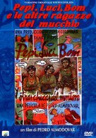 Pepi, Luci, Bom y otras chicas del montón - Italian Movie Poster (xs thumbnail)