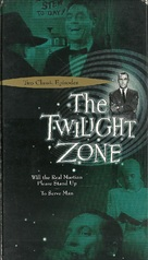 """The Twilight Zone"" - VHS cover (xs thumbnail)"