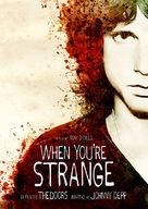 When You're Strange - Swedish Movie Cover (xs thumbnail)