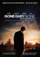 Gone Baby Gone - German poster (xs thumbnail)
