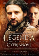 Legenda o Lietajúcom Cypriánovi - Slovak Movie Poster (xs thumbnail)