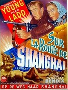 China - Belgian Movie Poster (xs thumbnail)