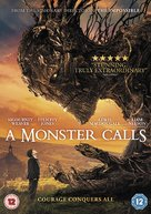 A Monster Calls - British Movie Cover (xs thumbnail)