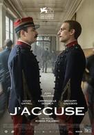 J'accuse - Belgian Movie Poster (xs thumbnail)