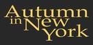 Autumn in New York - Logo (xs thumbnail)