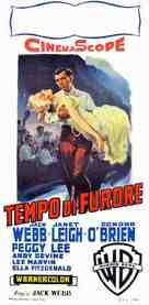 Pete Kelly's Blues - Italian Movie Poster (xs thumbnail)