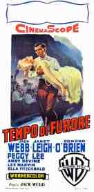 Pete Kelly's Blues - Italian Movie Poster (xs thumbnail)